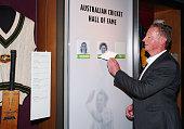 melbourne australia australian cricket hall fame