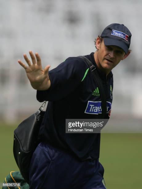 Australian cricketer Adam Gilchrist