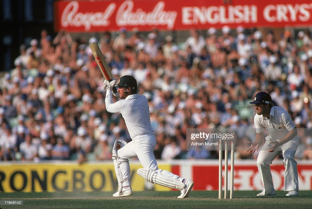 The Ashes 1981 : News Photo