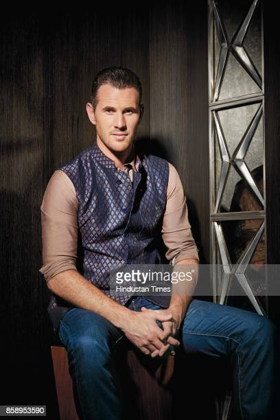 Australian cricketer Shaun Tait poses during an exclusive interview with HT BrunchHindustan Times on June 16 2017 in Mumbai India