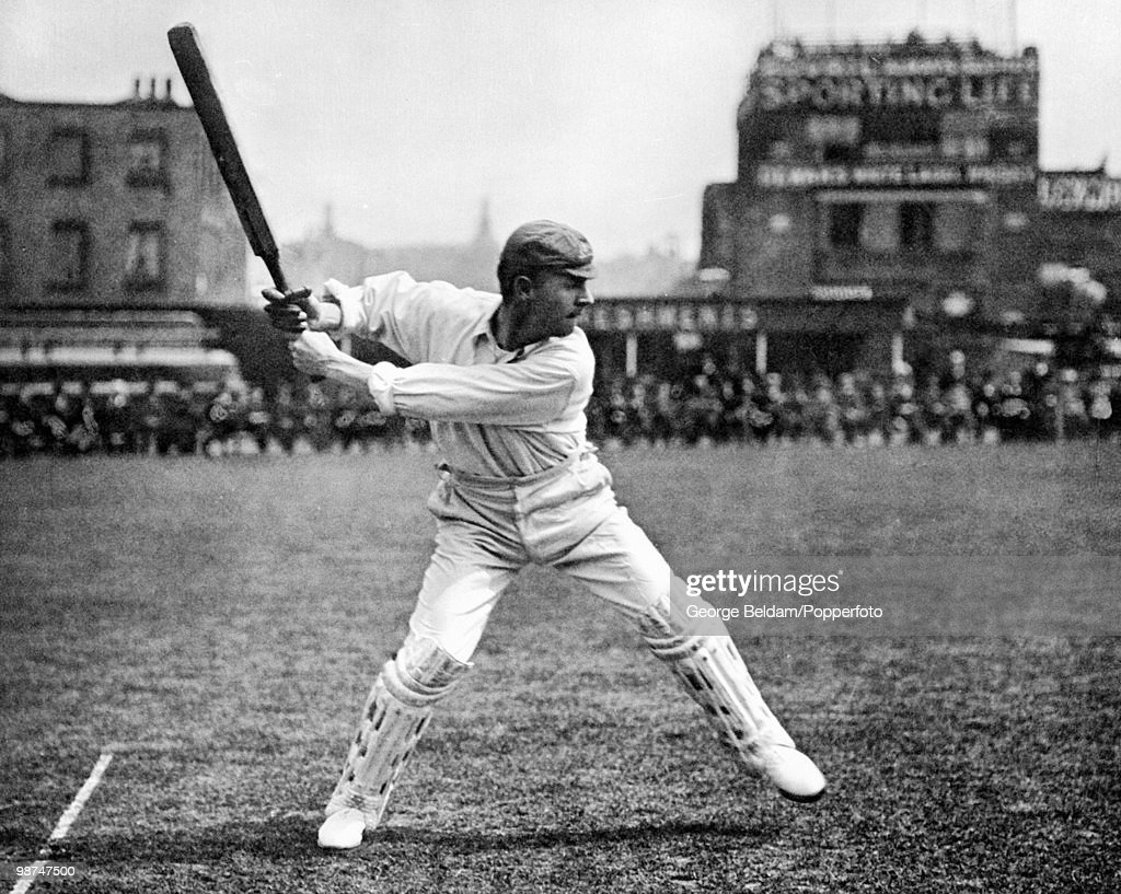 Victor Trumper : News Photo