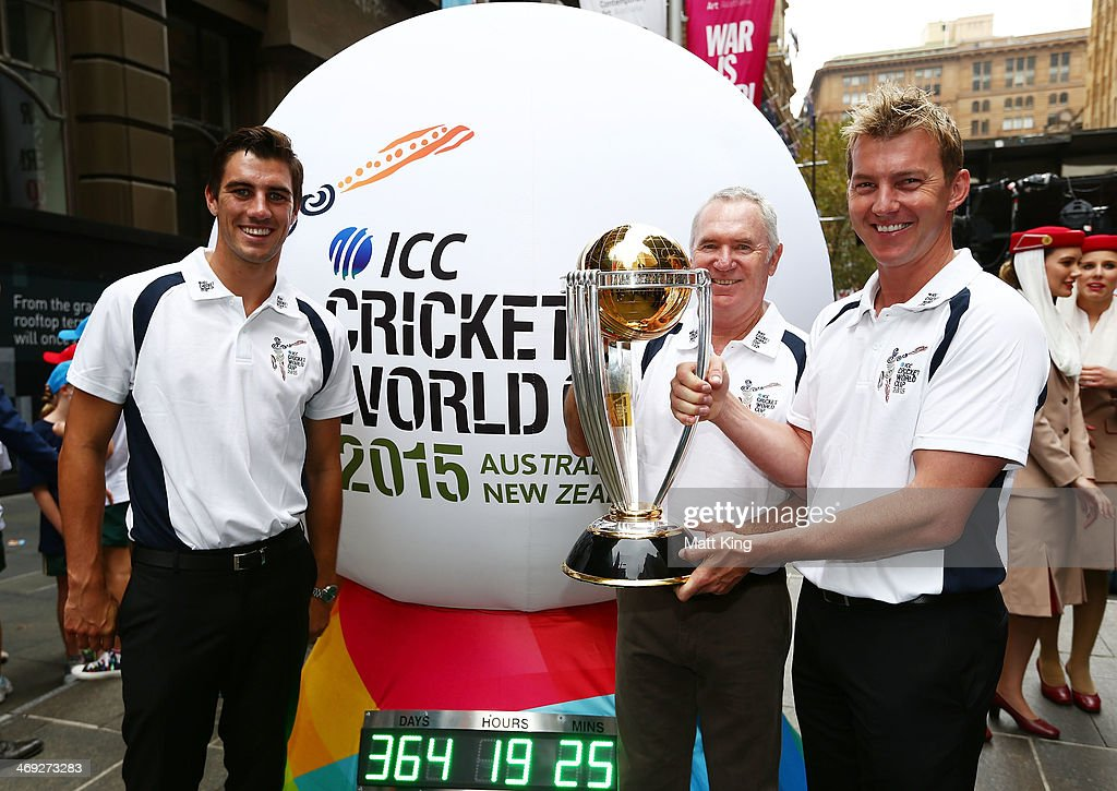 ICC CWC One Year To Go Countdown