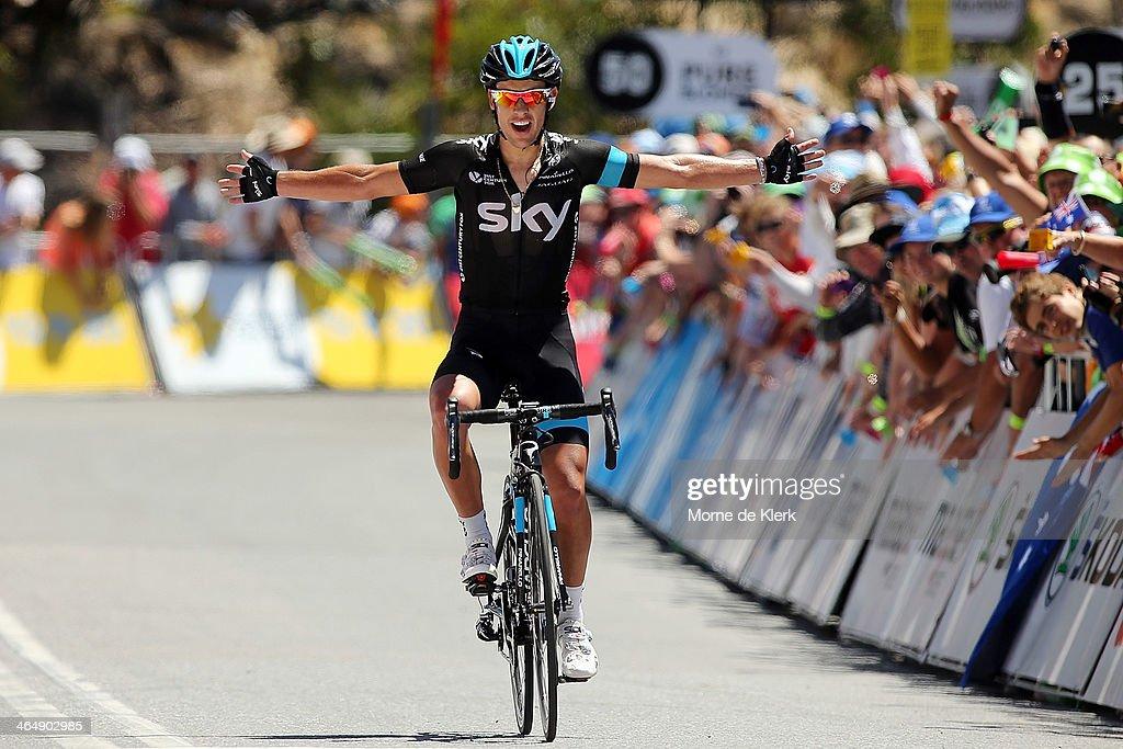 2014 Tour Down Under - Stage 5