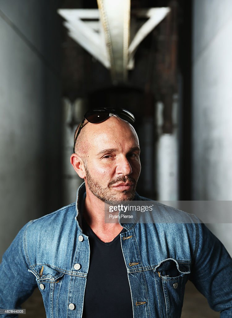 Designer Portraits - Mercedes-Benz Fashion Week Australia 2014