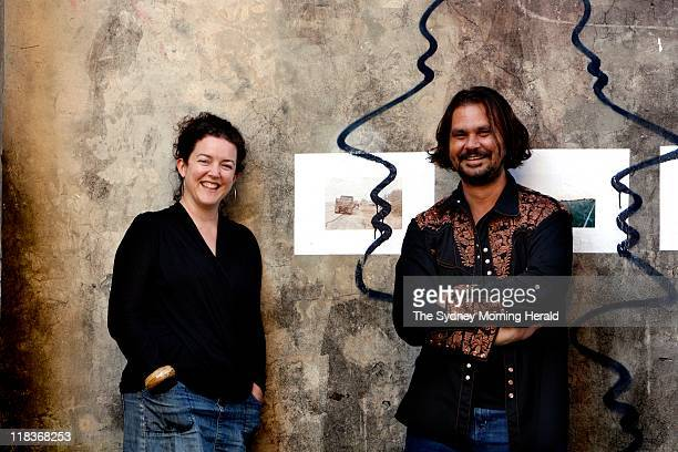 Australian director Warwick Thornton and producer Kath Shelper whose film Samson Delilah has enjoyed surprising box office success It is about to be...