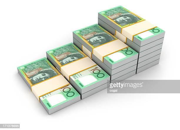 Australian dollar stair