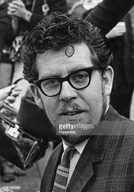 Australian entertainer Rolf Harris May 1966