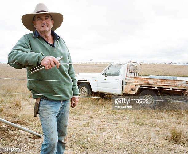 Australian farmer
