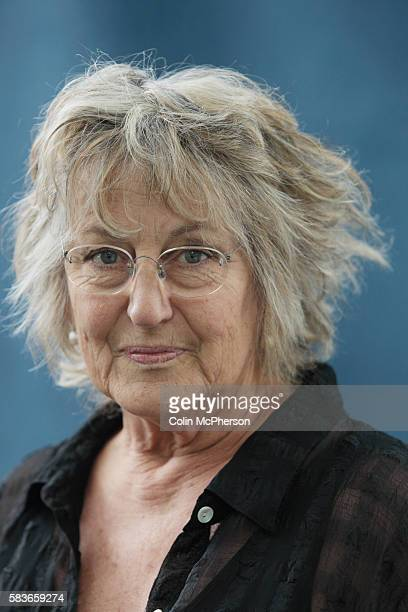 Australian feminist writer and broadcaster Germaine Greer, pictured at the Edinburgh International Book Festival where she talked about her work. The...