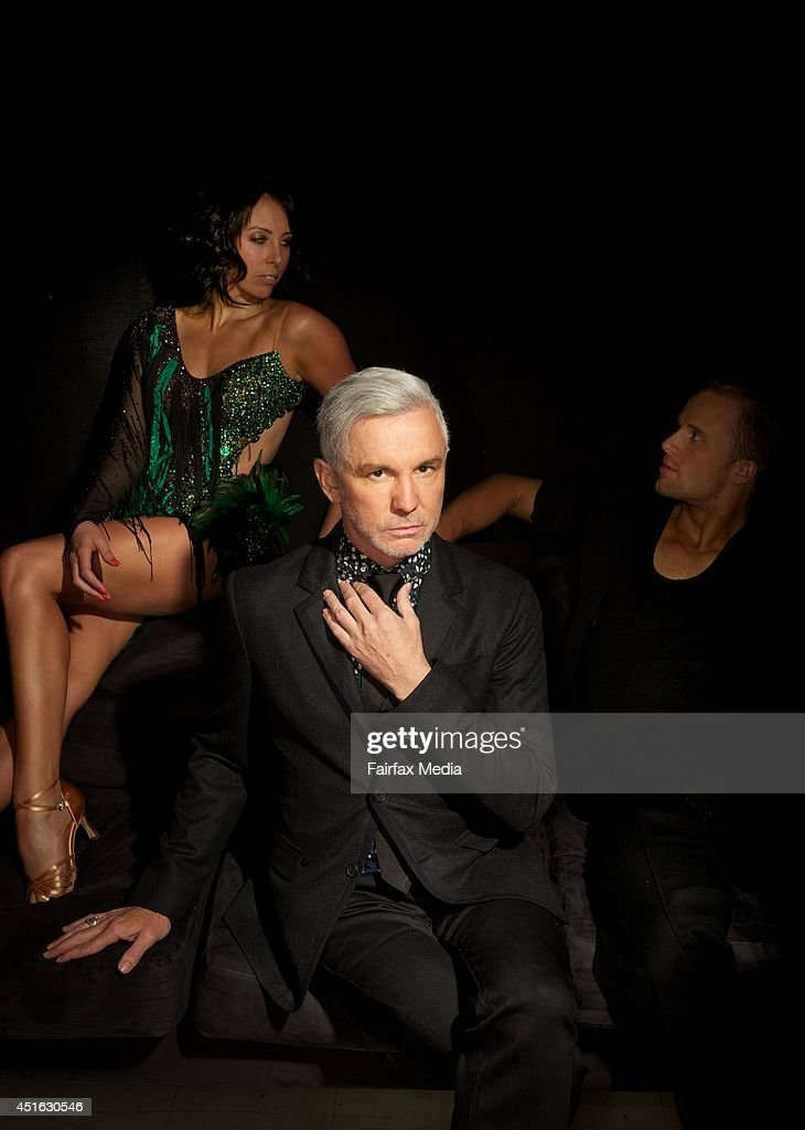 Baz Luhrmann Portrait Shoot
