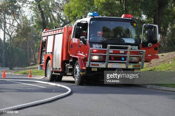 Australian Fire Engine
