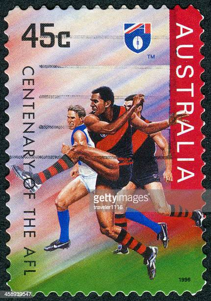 Australian Football League Stamp