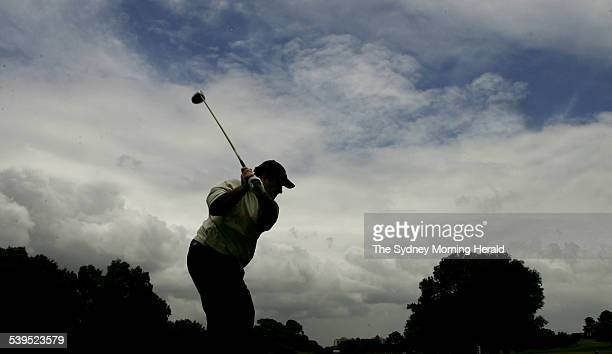Australian Golf Course where Craig Parry was playing in the proam on 23 November 2004 in preparation for the Australian Open starting this week Craig...
