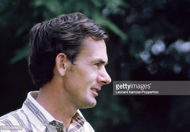 Australian golfer David Graham, circa 1972.