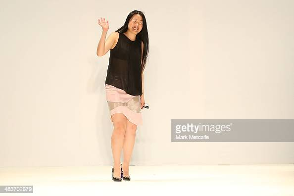 Australian Graduate Fashion Designer Of The Year 2013 Bei Na Wei News Photo Getty Images