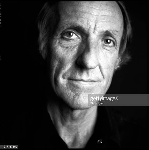 Australian journalist John Pilger London 1997