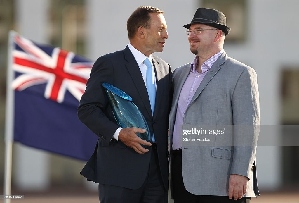 2014 Australian Of The Year Announced In Canberra : News Photo