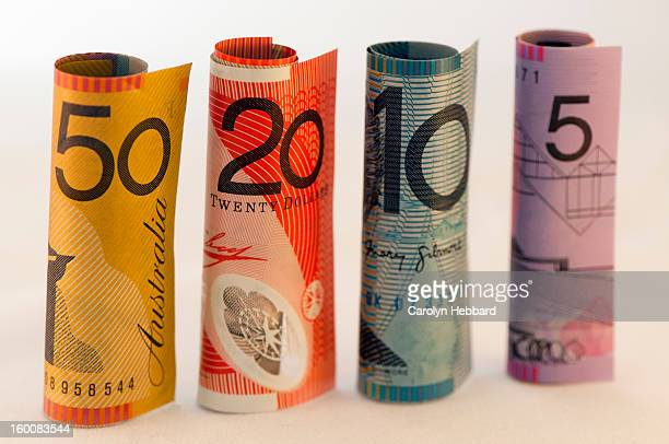 Australian Money - Notes
