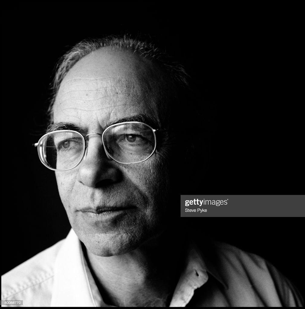 Australian moral philosopher Peter Singer, New York City, 20th March 2003.