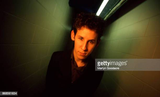 Australian musician and actor Ben Lee portrait London 1997