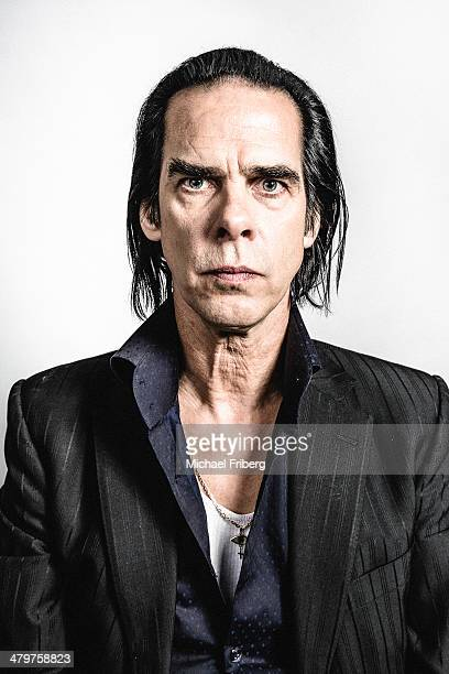 Australian musician and actor Nick Cave is photographed for Variety on January 18 2014 in Park City Utah