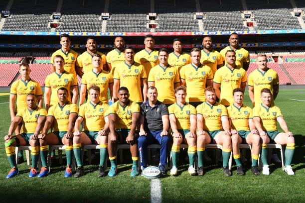 ZAF: Australia Captain's Run