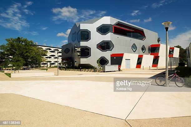 Australian National University - Sciences Teaching Building