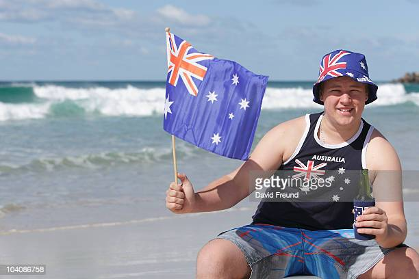 Australian on the Beach