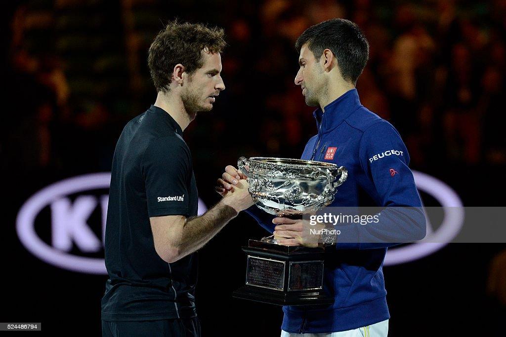 Australian Open 2016 - day 14 : News Photo