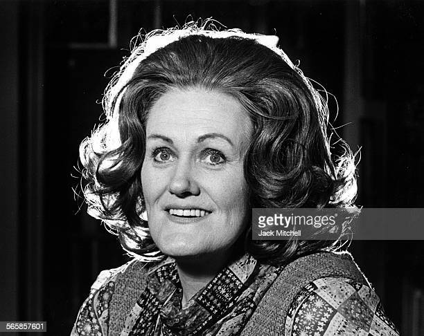 Australian operatic coloratura soprano Joan Sutherland 1976 Photo by Jack Mitchell/Getty Images