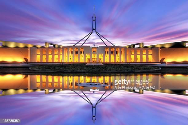 Australian Parliament House, Canberra, Australia