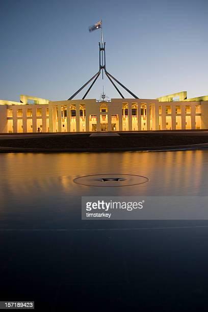 Australian parliment house