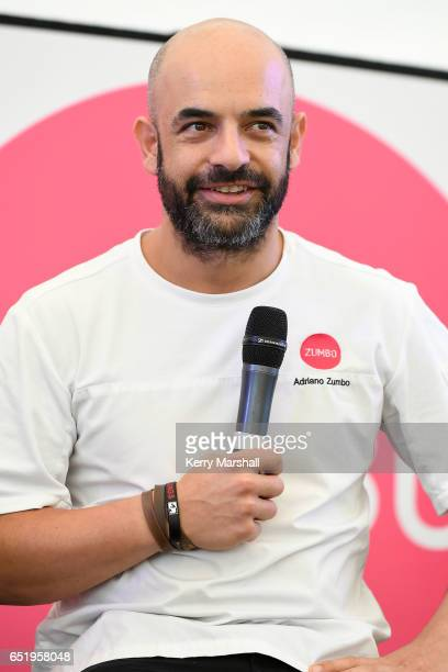 Australian pastry chef Adriano Zumbo hosts a VIP dessert degustation during 2017 Horse of the Year on March 11 2017 in Hastings New Zealand