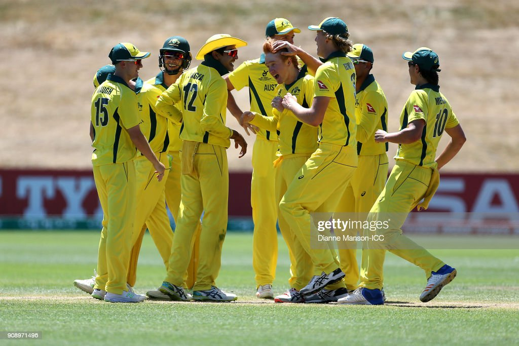 ICC U19 Cricket World Cup - QF1: England v Australia
