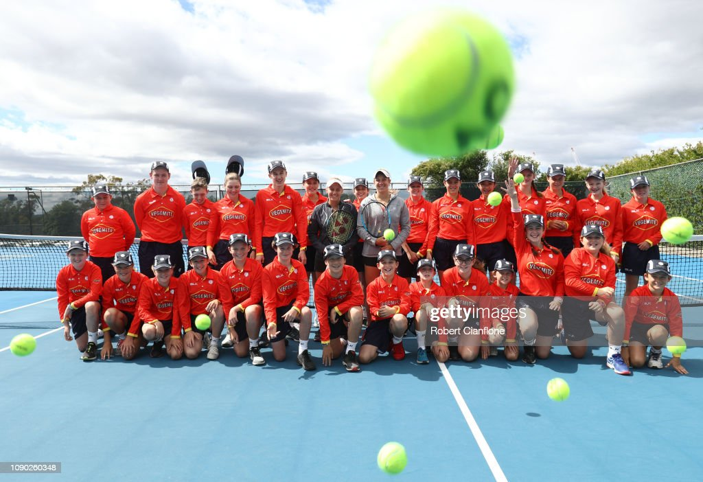 2019 Hobart International - Day 2 : News Photo