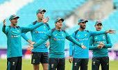 london england australian players share joke