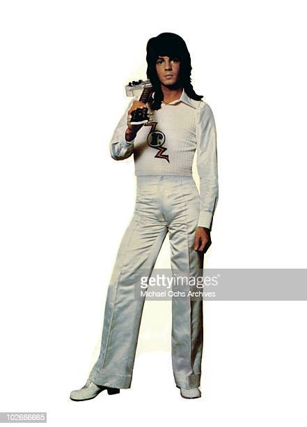 Australian pop star and teen idol Rick Springfield poses for a portrait circa 1974 in Los Angeles California