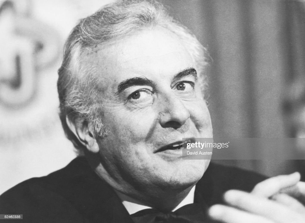 Former Australian PM Gough Whitlam Dies At 98
