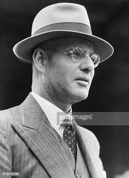 Australian Prime Minister John Curtin member of the Australian Advisory War Council and leader of the Labor Party