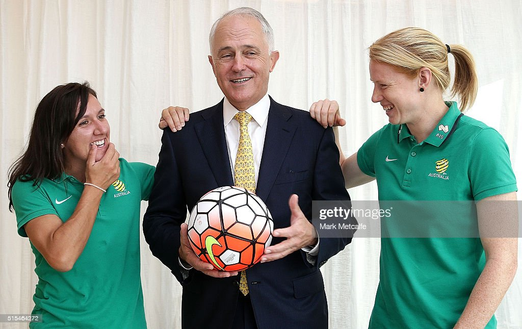 Matildas Welcome Home Function
