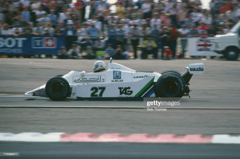 1979 British Grand Prix : News Photo