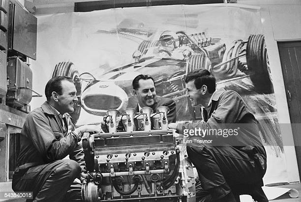 Australian racing driver Jack Brabham 25th April 1967
