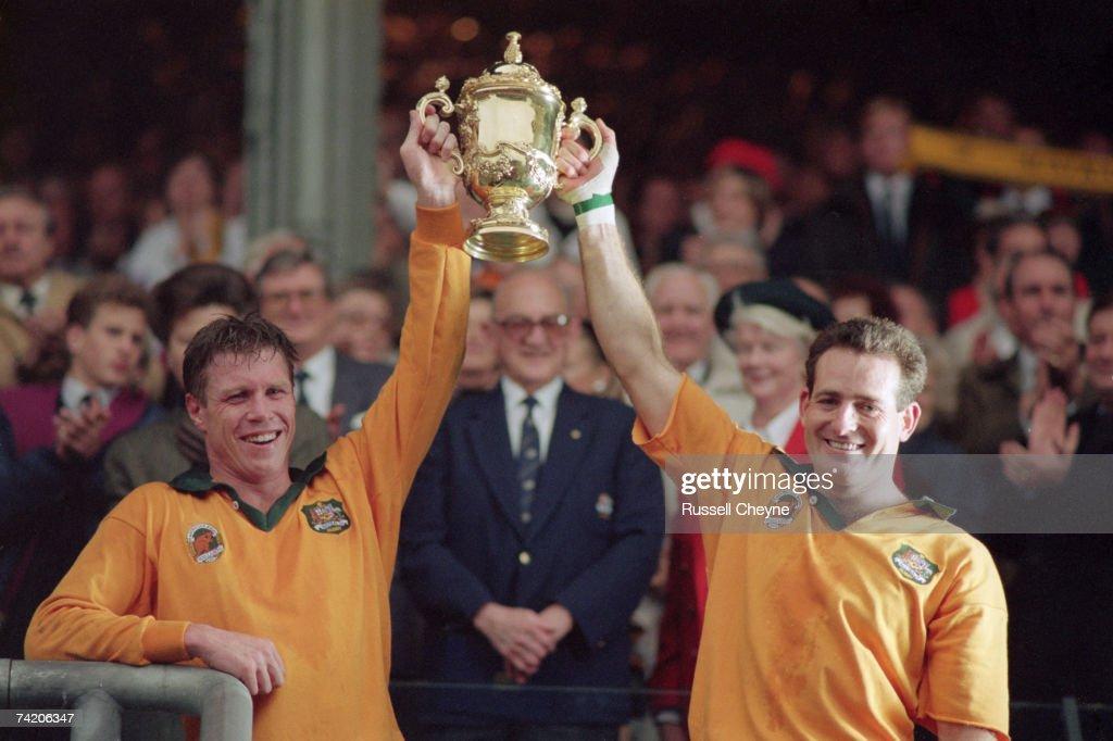Australia Win The Cup : News Photo