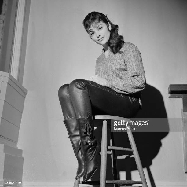 Australian singer and actress Trisha Noble UK 22nd February 1963