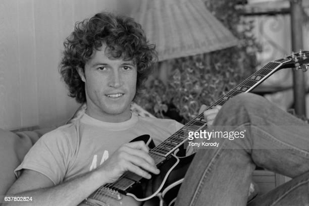 Australian Singer Andy Gibb
