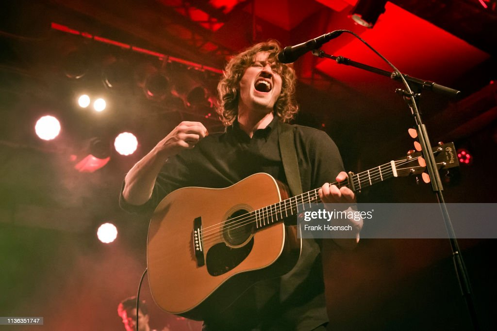 DEU: Dean Lewis Performs In Berlin