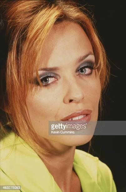 Australian singer Kylie Minogue circa 1996