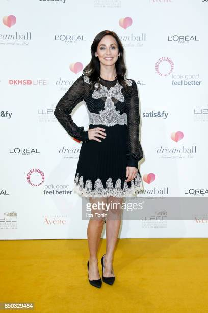 Australian singer Natalie Imbruglia attends the Dreamball 2017 at Westhafen Event Convention Center on September 20 2017 in Berlin Germany