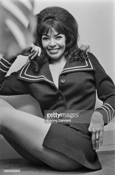 Australian singer Wilma Reading, UK, 22nd February 1972.