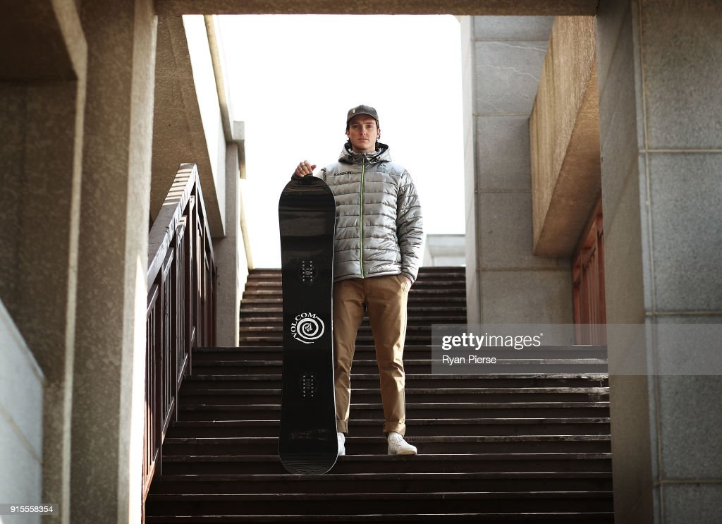 Australian Snowboard Team Portrait Shoot